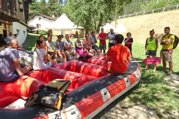 Centro Rafting Morgex Valle d'Aosta